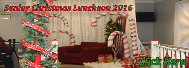 Senior Christmas Luncheon 2016