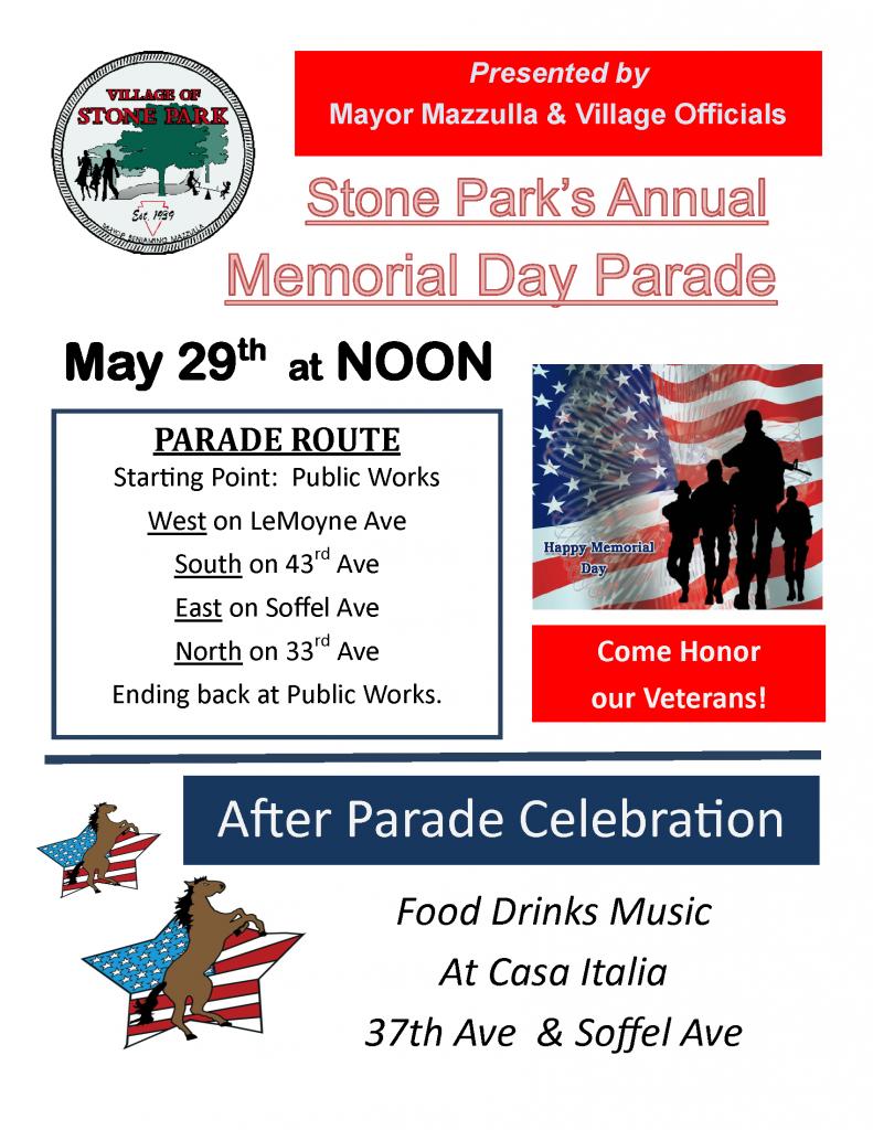 parade flyer 2017
